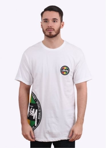 Big Dot Tee - White