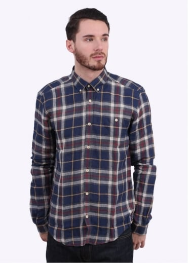 William Shirt - Navy