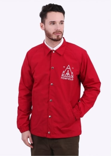 Howard Jacket - Red