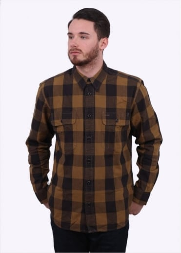 Lightweight Kitsap Work Shirt - Olive