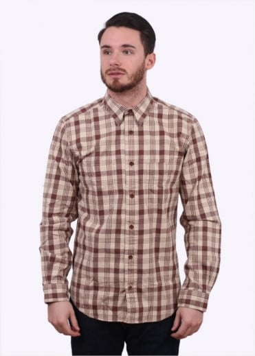 Wildwood Shirt - Desert Tan