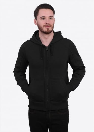 Fleming Hooded Sweatshirt - Black