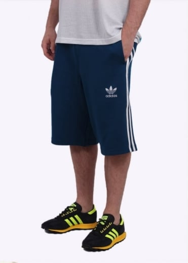 Shorts - Tennis Blue