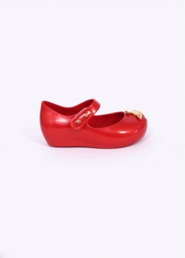 Ultragirl Orb Shoes - Red