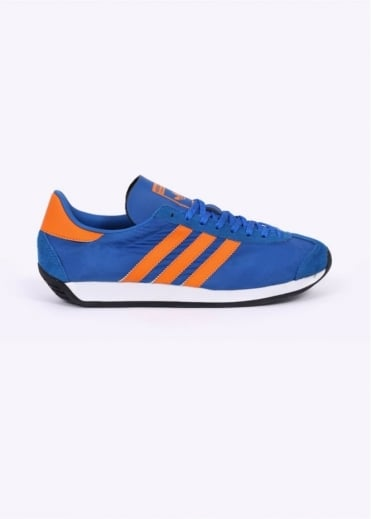 Adidas Originals Footwear Country OG - Blue / Orange