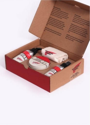 Oil Tanned Gift Pack