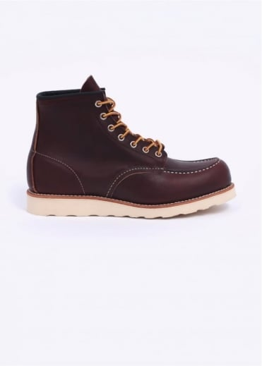 "Red Wing Shoes 6"" Classic Moc Boots - Briar Oil"