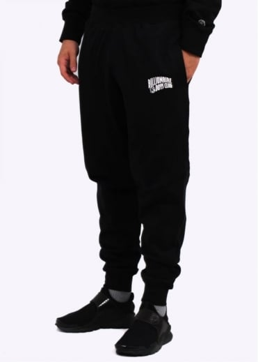 Small Arch Logo Sweatpants - Black