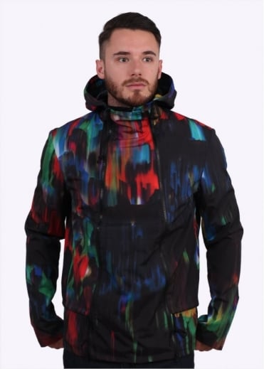 MUT Windbreaker AOP - Multi