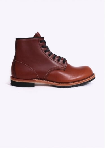 "Red Wing Shoes 6"" Beckman Round Boots - Cigar"