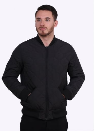 x Wings & Horns Insulated Bomber - Black
