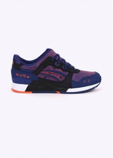 Gel Lyte III - Blue Print / Orange