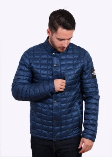 Thermoball Down Jacket - Shady Blue