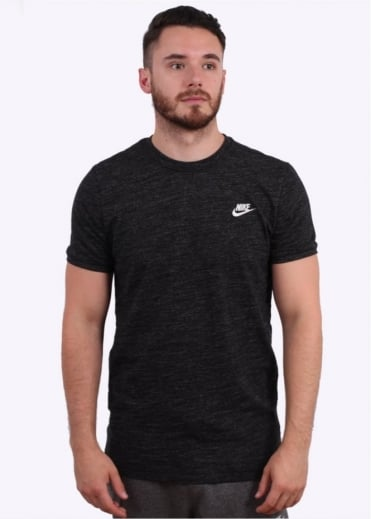 Legacy Tee - Black Heather