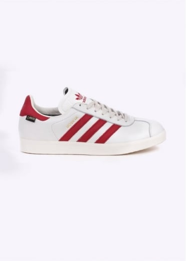 Adidas Originals Footwear Gazelle Mosvka GORE-TEX - White / Red