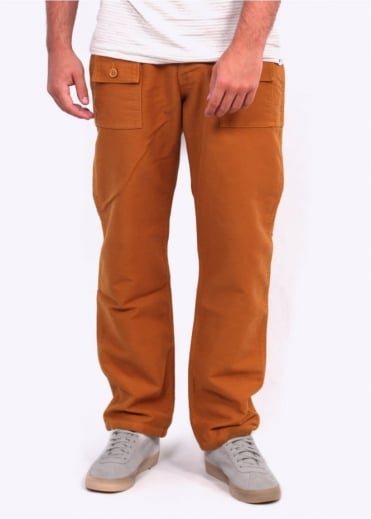 Bush Pants - Orchre