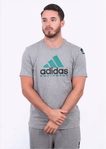 Adidas Originals Apparel EQT Tee - Grey
