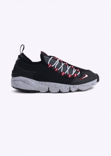 Air Footscape NM - Black / Wolf Grey