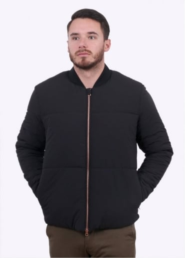 Commuter Fill Bomber - Black