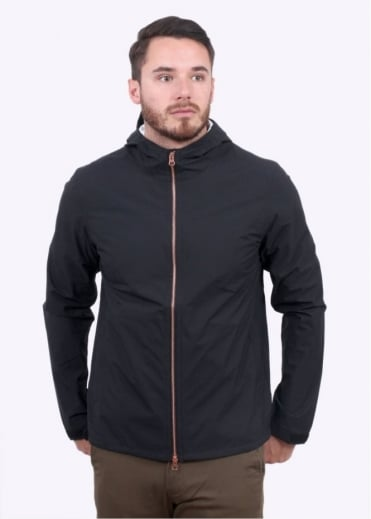 Commuter Echelon Windbreaker - Jet Black