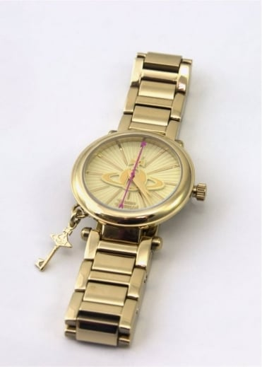 Vivienne Westwood Jewellery Kensington II Watch Gold