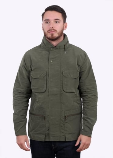 Folk Field Jacket - Green