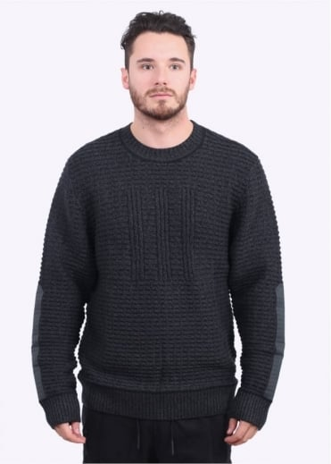 Day One Tech Sweater - Black