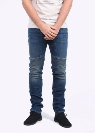 Belstaff Eastham Jeans - Mid Blue