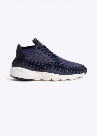 Air Footscape Woven SE - Obsidian