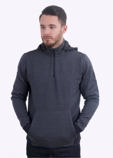 Zip Hooded Sweater - Cosmos