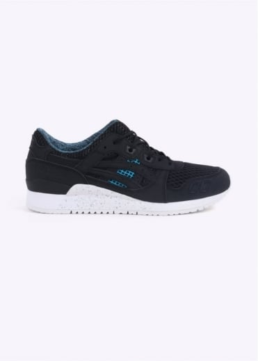 Gel-Lyte III - Black / Blue