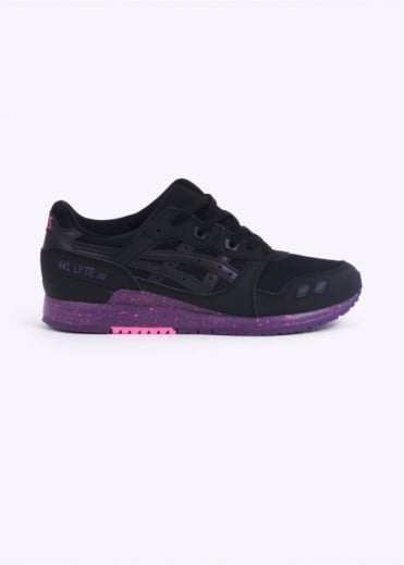 Gel-Lyte III - Borealis Black / Purple