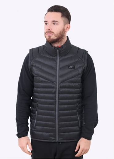 Nike Apparel Down Vest Black - Black