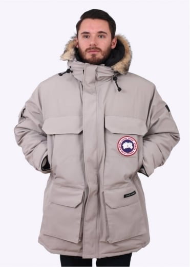 Expedition Parka - Limestone