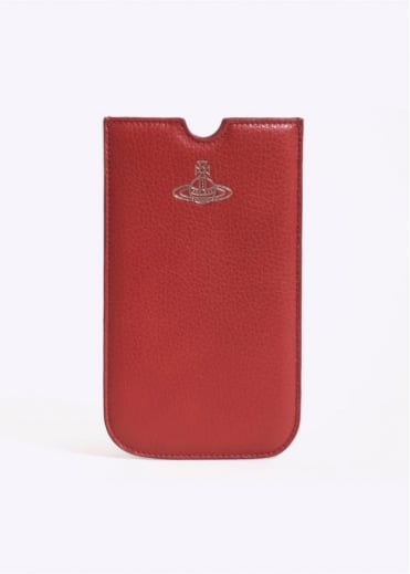 Vivienne Westwood Accessories Balmoral IPhone 6S Plus Case Red
