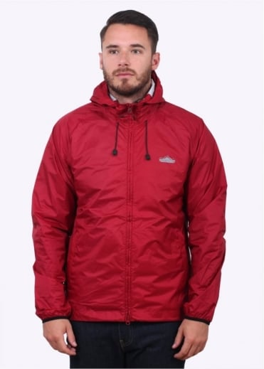 Travel Shell Jacket - Red