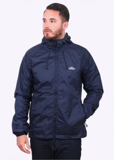 Penfield Travel Shell Jacket - Navy
