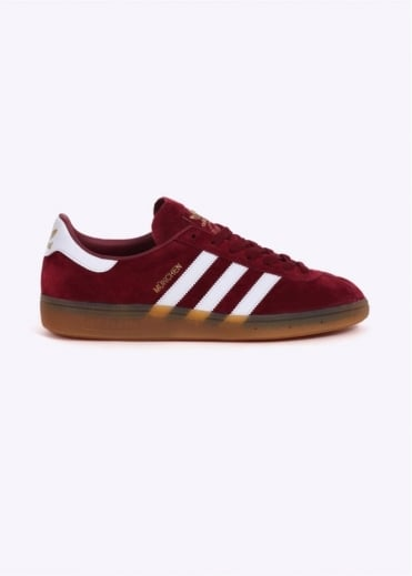 Adidas Originals Footwear Munchen - Burgundy