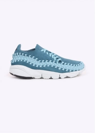 Air Footscape Woven NM - Smokey Blue