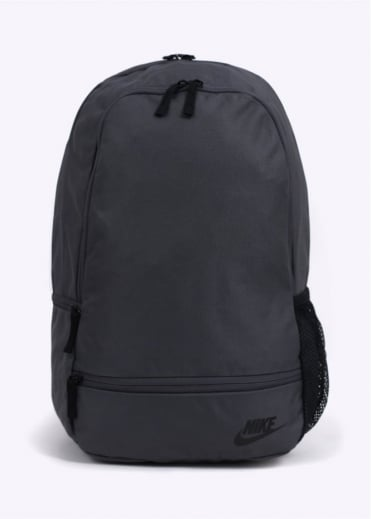 Classic North Solid Backpack - Dark Grey