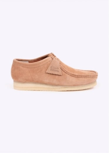 Clarks Originals Wallabee - Fudge