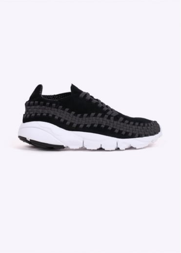 Air Footscape Woven NM - Black / White