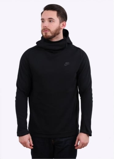 Tech Fleece Hoodie - Black