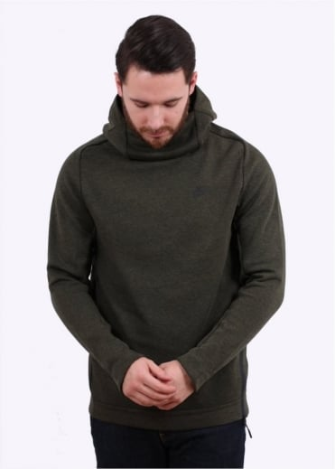 Tech Fleece Hoodie - Legion Green