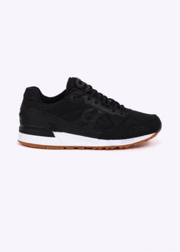 Saucony Shadow 5000 Letterman - Black