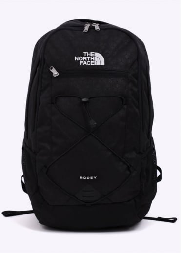 The North Face Rodey Bag - Black Emboss