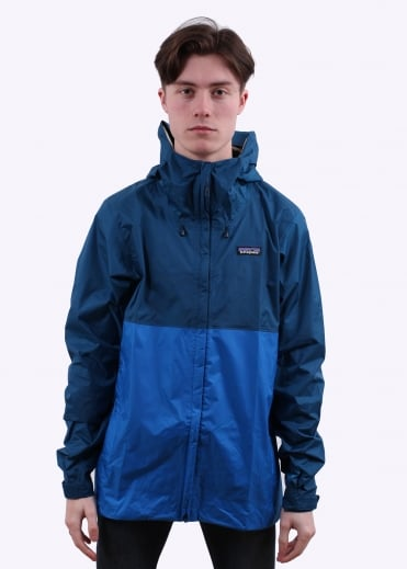 Torrentshell Jacket - Big Sur Blue / Andes Blue