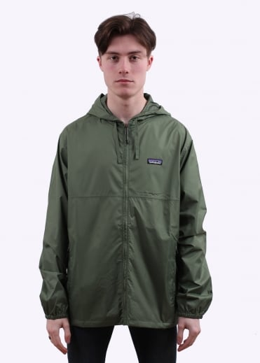 Patagonia Light & Variable Hoody - Buffalo Green