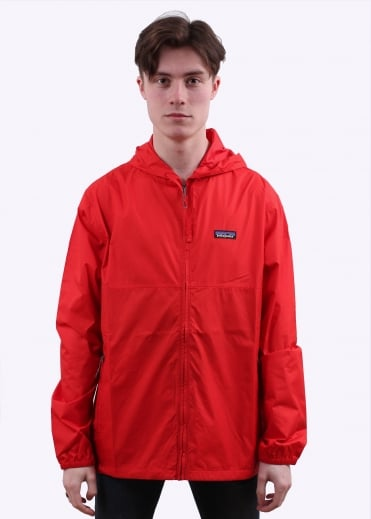 Patagonia Light & Variable Hoody - Fire
