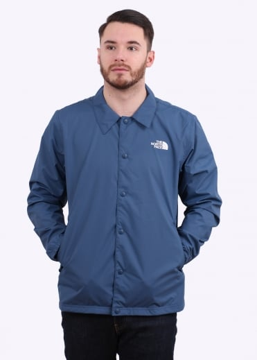 Coaches Jacket - Shady Blue